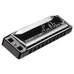 Lee Oskar Major Diatonic Harmonica, In Low D