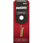 Rico Plasticover Baritone Saxophone Reed, Strength 4, Box of 5