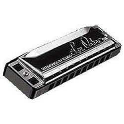 Lee Oskar Major Diatonic Harmonica, In G