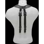 BG C50M Yoke Leather Clarinet Strap