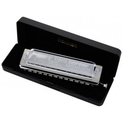 Hohner Toots Hard Bopper Chromatic Harmonica
