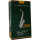 Vandoren Java Green Alto Saxophone Reed, Strength 1 (Very Soft), Box of 10