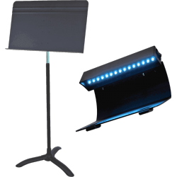 Manhasset TMH48 Combo Music Stand and Lamp