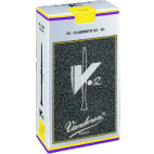 Vandoren v12 Bb Clarinet Reed de Strength 5, Box of 10