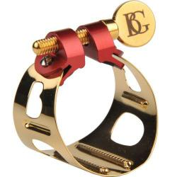 Brancher Gold Tenor Saxophone Ligature for Ebonite Mouthpiece