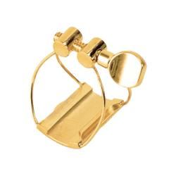 Brancher Gold Tenor Saxophone Ligature for Metal Mouthpiece