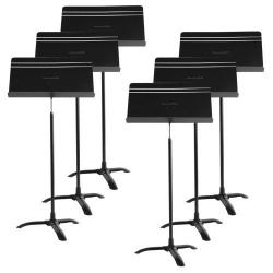 Manhasset 48C Concertino Music Stands x6