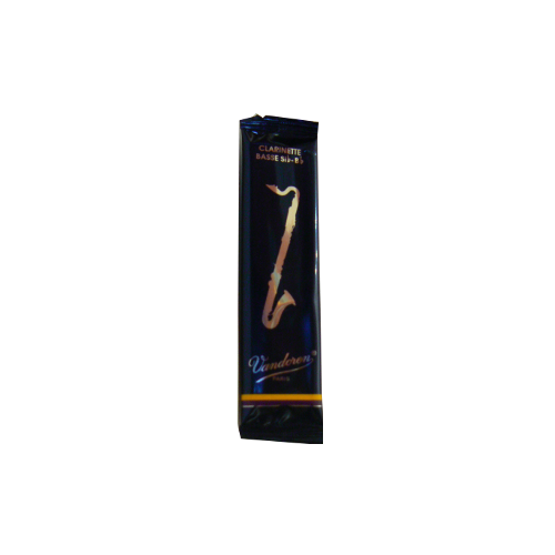 Vandoren Traditional Bass Clarinet Reed, Strength 4