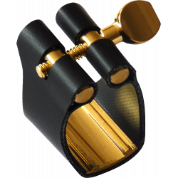 Brancher Alto Saxophone Rigid Ligature for Ebonite Mouthpiece