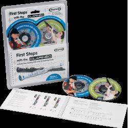 Méthode Clarinet Ut NUOVO N120CLFS + CD + DVD