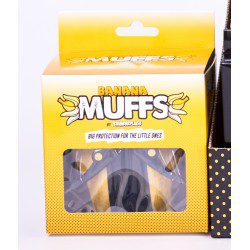 "Casque de protection Junior ""Banana Muffs"""