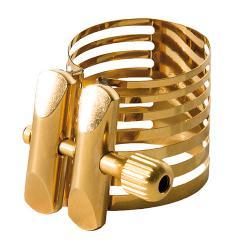 Ligature Saxophone Alto, Tenor et Baryton Rovner PLATINUM GOLD PG-3ML