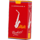 Vandoren Java Red Alto Saxophone Reed, Strength 1, Box of 10