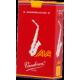 Vandoren Java Red Alto Saxophone Reed, Strength 2.5, Box of 10