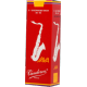 Vandoren Java Red Tenor Saxophone Reed, Strength 2, Box of 5