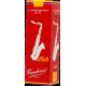 Vandoren Java Red Tenor Saxophone Reed, Strength 5, Box of 5