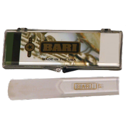 Bari Original Plastic Bass Clarinet Reed (Hard)