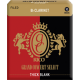 Rico Grand Concert Select Thick Blank Bb Clarinet Reed, Strength 2.5, Box of 10