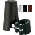 Vandoren Alto Saxophone Leather Ligature with plastic cap