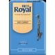 Rico Royal Bass Clarinet Reed, Strength 2, Box of 10