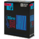 D'Addario Select Jazz Alto Saxophone Reed, Strength 2, Unfiled (Medium), Box of 10