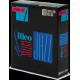 D'Addario Select Jazz Soprano Saxophone Reed, Strength 3, Unfiled (Medium), Box of 10