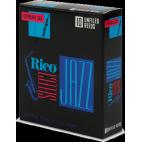 D'Addario Select Jazz Soprano Saxophone Reed, Strength 4, Unfiled (Medium), Box of 10