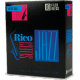 D'Addario Select Jazz Alto Saxophone Reed, Strength 3, Filed (Hard), Box of 10