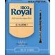 Rico Royal Bb Clarinet Reed, Strength 3.5, Box of 10