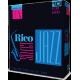 D'Addario Select Jazz Soprano Saxophone Reed, Strength 3, Filed (Soft), Box of 10