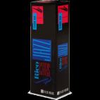 D'Addario Select Jazz Tenor Saxophone Reed, Strength 2, Filed (Hard), Box of 5