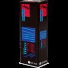 D'Addario Select Jazz Baritone Saxophone Reed, Strength 3, Filed (Soft), Box of 5