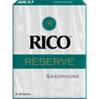 D'Addario Reserve Baritone Saxophone Reed, Strength 3, Box of 5