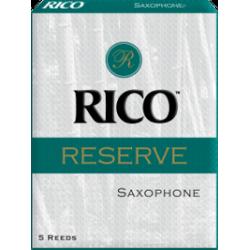 D'Addario Reserve Baritone Saxophone Reed, Strength 3.5, Box of 5