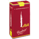 Vandoren Java Red Soprano Saxophone Reed, Strength 3.5, Box of 10