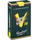 Vandoren V16 Soprano Saxophone Reed, Strength 2.5, Box of 10
