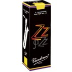 Vandoren ZZ Baritone Saxophone Reed, Strength 4, Box of 5