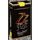 Vandoren ZZ Soprano Saxophone Reed, Strength 4, Box of 10