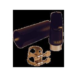 Bari Hard Rubber Mouthpiece for Soprano Saxophone 64
