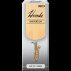Rico Hemke Premium Baritone Saxophone Reed, Strength 2, Box of 5