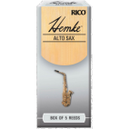 Rico Hemke Premium Alto Saxophone Reed, Strength 4, Box of 5