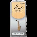 Rico Hemke Premium Alto Saxophone Reed, Strength 2, Box of 5