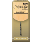 Rico Mitchell Lurie Premium Bb Clarinet Reed, Strength 2, Box of 5