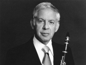 clarinettiste Mitchell Lurie